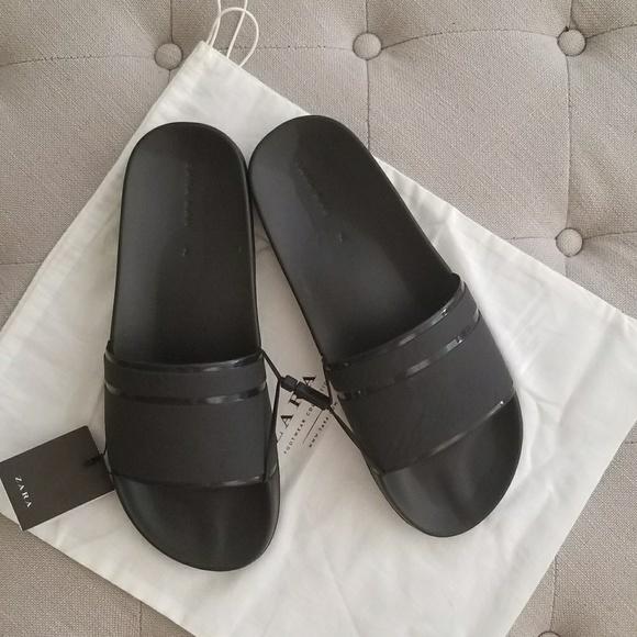 9bdc2a6145e3 Zara men flip flops size 42 US size 9